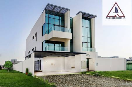 4 Bedroom Villa for Sale in Meydan City, Dubai - INDEPENDENT 4BR FAMILY VILLA IN CENTER OF THE CITY! PAY 10% AND MOVE IN...