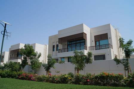 4 Bedroom Villa for Sale in Meydan City, Dubai - Only the most serious in the field Villa now has the highest neighborhood in the city of Sheikh Moha