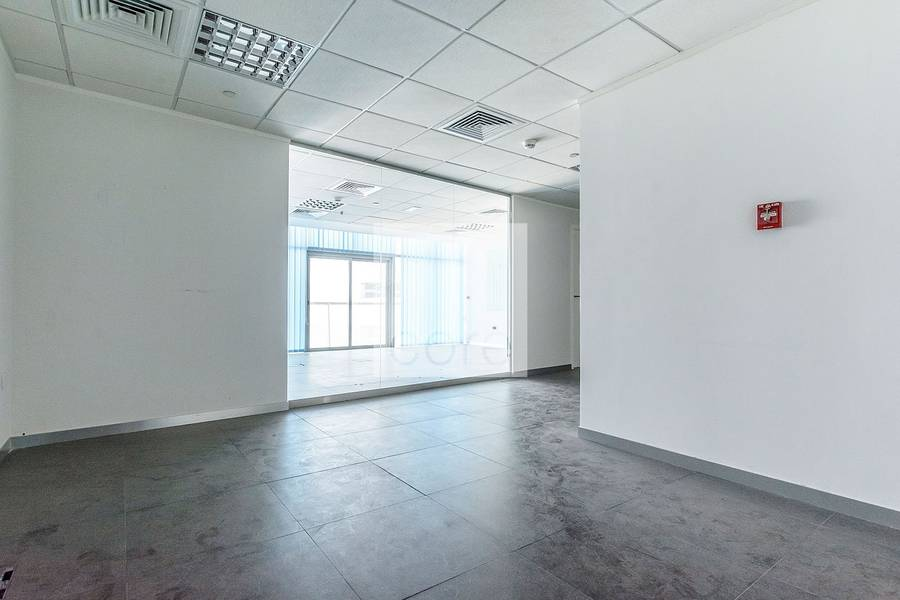 2 Semi fitted office for sale with balcony