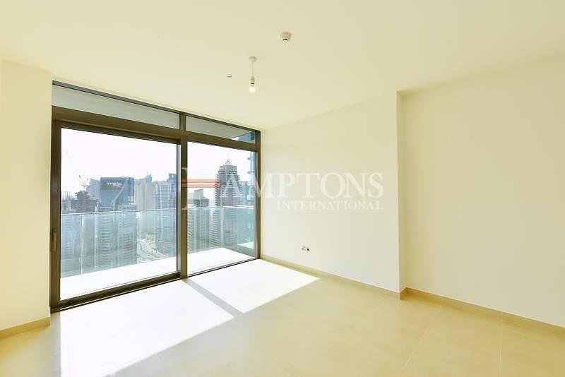 Very High Floor | Full Marina | Vacant