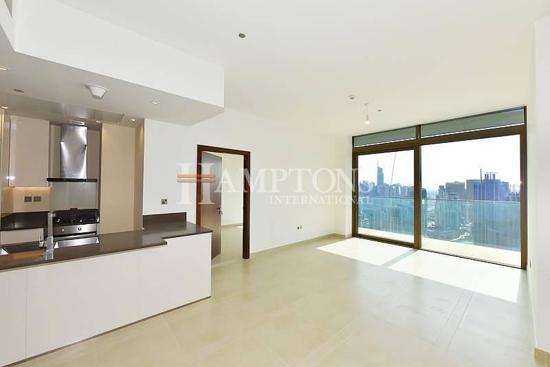 2 Very High Floor | Full Marina | Vacant