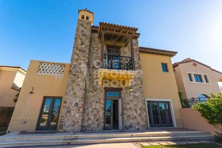 4 Bedroom Villa for Rent in Jumeirah Golf Estate, Dubai - LOVE Living In Tranquil Whispering Pines!