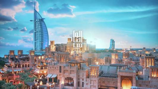 2 Bedroom Apartment for Sale in World Trade Centre, Dubai - Own your dream apartment in jumerah living..