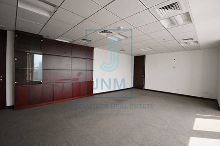 Office for Rent in Jumeirah Lake Towers (JLT), Dubai - Ready Vacant Full Floor On Top Level!
