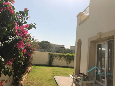 2 Bedroom Villa for Rent in The Springs, Dubai - Well Maintained 2+S Type 4E Close to Lake And Park