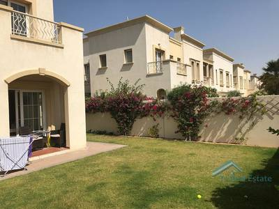 2 Bedroom Villa for Rent in The Springs, Dubai - LARGE 2+S