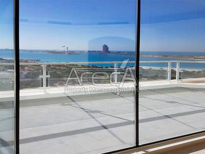 3 Bedroom Penthouse for Rent in Al Nasr Street, Abu Dhabi - Deluxe 3 Bed Penthouse! Gorgeous Sea View! Al Nasr Street
