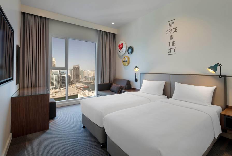2 Modern Serviced Hotel Room In Dubai Marina