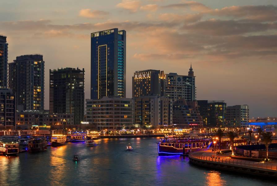 11 Modern Serviced Hotel Room In Dubai Marina