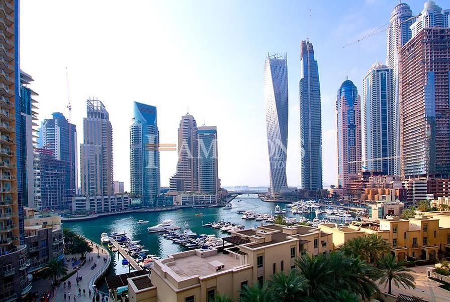 10 Full Marina View 2BR plus Study   Al Yass
