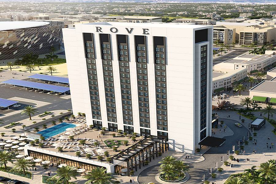 2 New Hotel Apartment for Sale in Rove CW!