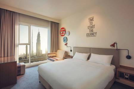 1 Bedroom Hotel Apartment for Sale in Jumeirah, Dubai - New Hotel Apartment for Sale in Rove CW!