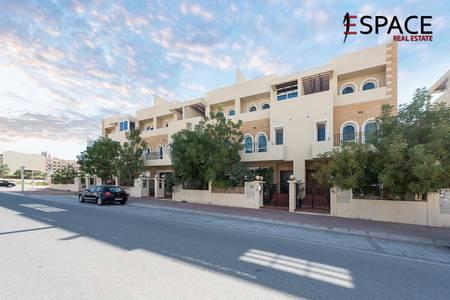 4 Bedroom Villa for Sale in Jumeirah Village Circle (JVC), Dubai - Indigo Ville Upgraded Townhouse