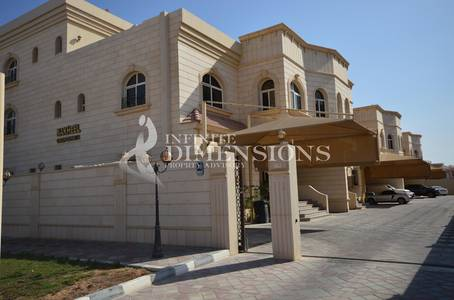 2 Bedroom Flat for Rent in Khalifa City A, Abu Dhabi - 2BR in Quiet Compound in KCA for Rent - Including Utilities