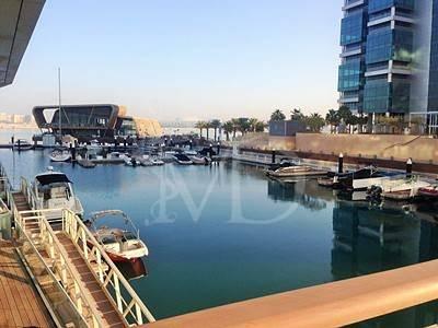 شقة 1 غرفة نوم للبيع في شاطئ الراحة، أبوظبي - Ground floor apartment