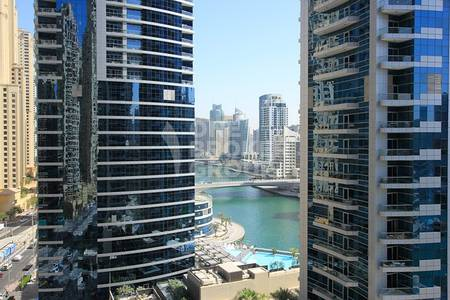 Studio for Rent in Dubai Marina, Dubai - Great Deal! Studio apartment with Balcony