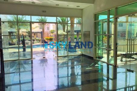 استوديو  للايجار في الغدیر، أبوظبي - NO COMMISSION ! vacant studio al ghadeer