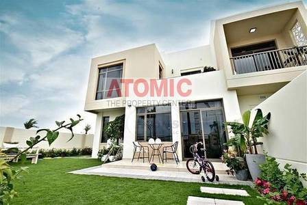 4 Bedroom Villa for Sale in Town Square, Dubai - OFFER EAL 50/50 PAYMENT, LUXURY 4 BEDROOM +MAID ROOM VILLA ONLY IN 1.63M