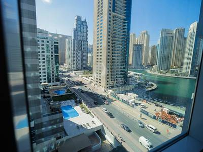 1 Bedroom Flat for Rent in Dubai Marina, Dubai - Vacant 1 Br Apartment for Rent in Marina