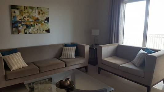 2 Bedroom Apartment for Rent in Downtown Jebel Ali, Dubai - FULLY FURNISHED|POOL VIEW|2 BR|SPACIOUS