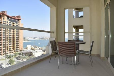 1 Bedroom Apartment for Rent in Palm Jumeirah, Dubai - CHILLER FREE | FABULOUS 1 BR | FURNISHED