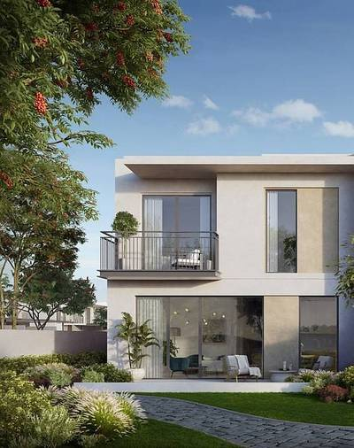 3 Bedroom Villa for Sale in Dubai South, Dubai - Directly From Emaar villa with 12000 Monthly payment