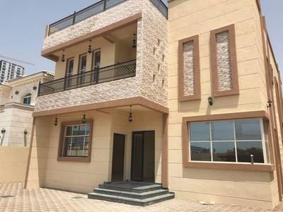 5 Bedroom Villa for Sale in Al Rawda, Ajman - Villa for sale in ajman near to sheik ammar road
