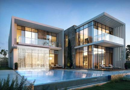 4 Bedroom Villa for Sale in Dubailand, Dubai - Without commissions, own villa with the largest area /100% DLD  and 4 years free service charge.