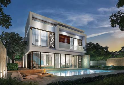3 Bedroom Villa for Sale in Dubailand, Dubai - Pay 19000 ADE per month and own the largest villa without the need for bank finance