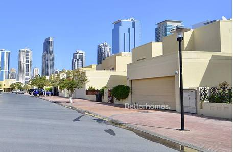 5 Bedroom Villa for Rent in The Meadows, Dubai - Meadows 2?5BR?Type 7?Place to call home!