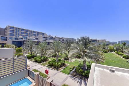 4 Bedroom Villa for Sale in Al Raha Beach, Abu Dhabi - Exclusive Beach Villa