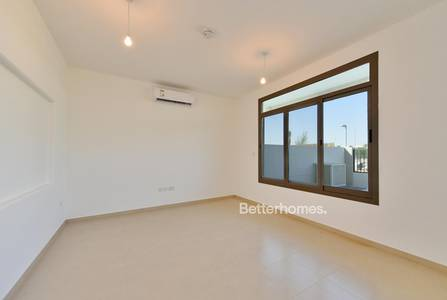3 Bedroom Villa for Rent in Town Square, Dubai - Brand New Hayat Townhouse W Nice Garden.