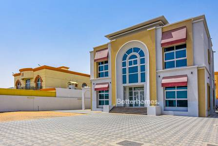 5 Bedroom Villa for Rent in Al Khawaneej, Dubai - 4 cheques   Vacant   Five large bedrooms