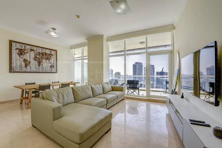 2 Bedroom Flat for Sale in Dubai Marina, Dubai - 2 Bed with Balcony in Dorra Bay at Dubai Marina