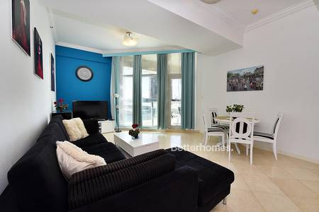 2 Bedroom Apartment for Sale in Dubai Marina, Dubai - Furnished | Investors Dream