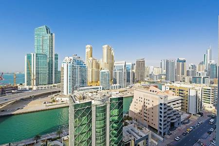 2 Bedroom Flat for Sale in Dubai Marina, Dubai - 2 Bed Plus Maid with Two Large Terrace in KG Tower