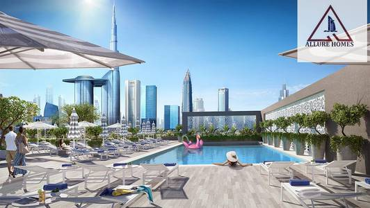 Hotel Apartment for Sale in Jumeirah, Dubai - BEST HOTEL RETURNS OF 8%I|NVESTMENT WITH 40% REVENUE SHARE