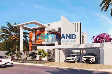 فیلا  للايجار في جزيرة ياس، أبوظبي - STUNNING ! 4Beds Villa Single Row Type T2