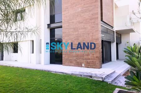 فیلا  للايجار في جزيرة ياس، أبوظبي - Modern Style ! 4BR Villa on Big plot - Single Row