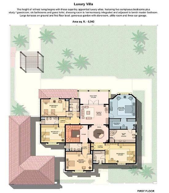 10 Luxury Villa | Park View | GC West | Low Price