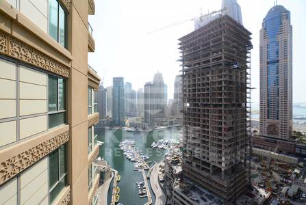 3 Bedroom Flat for Rent in Dubai Marina, Dubai - Spacious 3BR Apt | Vacant | Marina View