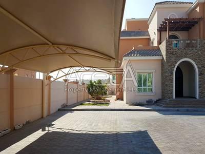 فیلا  للايجار في مدينة خليفة A، أبوظبي - فیلا في المريف مدينة خليفة A 7 غرف 350000 درهم - 3698734