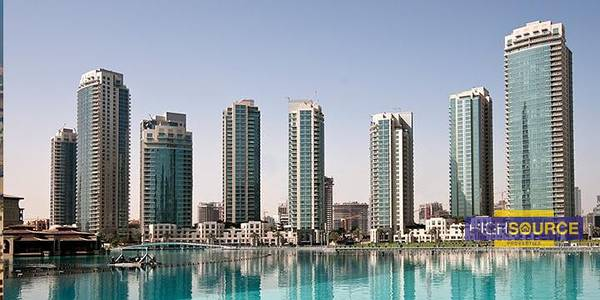 3 Bedroom Flat for Rent in Downtown Dubai, Dubai - Bright & Species 3 Bed with Maid Room in Burj Residence