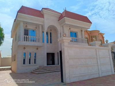فیلا  للبيع في الروضة، عجمان - New villa on the tar road near SHK muhmed ben zayed road