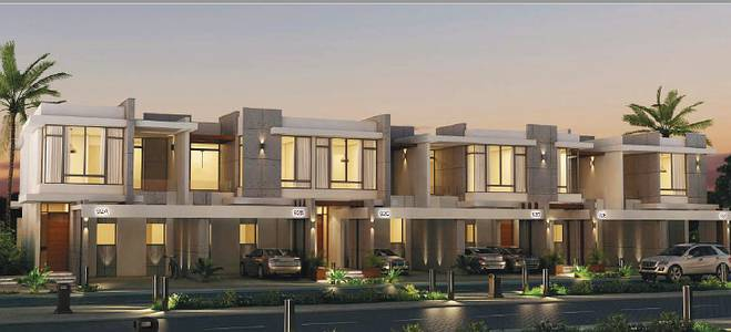 5 Bedroom Townhouse for Sale in Dubailand, Dubai - one your twin...... house 3 floors