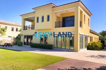 فیلا  للايجار في جزيرة السعديات، أبوظبي - VACANT Near Clubhouse! 3BR + maid and playing area !