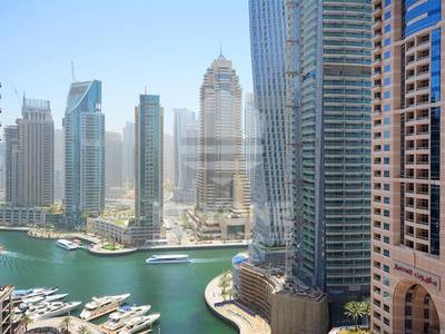 2 Bedroom Flat for Rent in Dubai Marina, Dubai - Cheapest Modern Apartment with Marina View