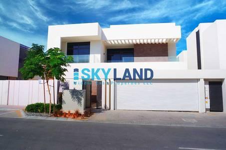 فیلا  للايجار في جزيرة ياس، أبوظبي - luxurious! 5 beds villa big plot type T3