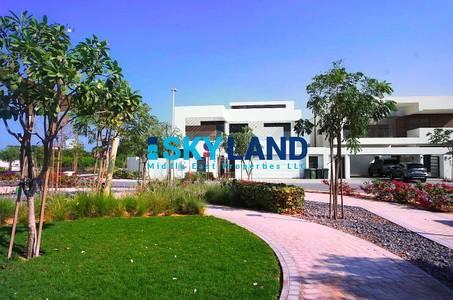 فیلا  للايجار في جزيرة ياس، أبوظبي - WOW ! Beautiful 4 Beds Villa - Excellent Finishing !