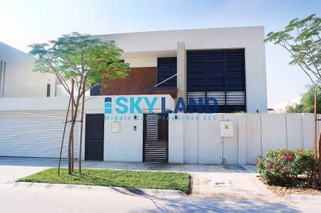 فیلا  للايجار في جزيرة ياس، أبوظبي - hot deal modern style 4beds luxury villa